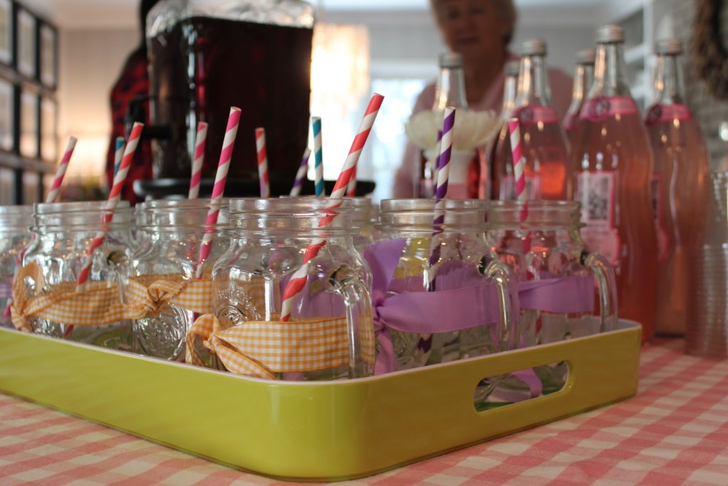 southern baby shower