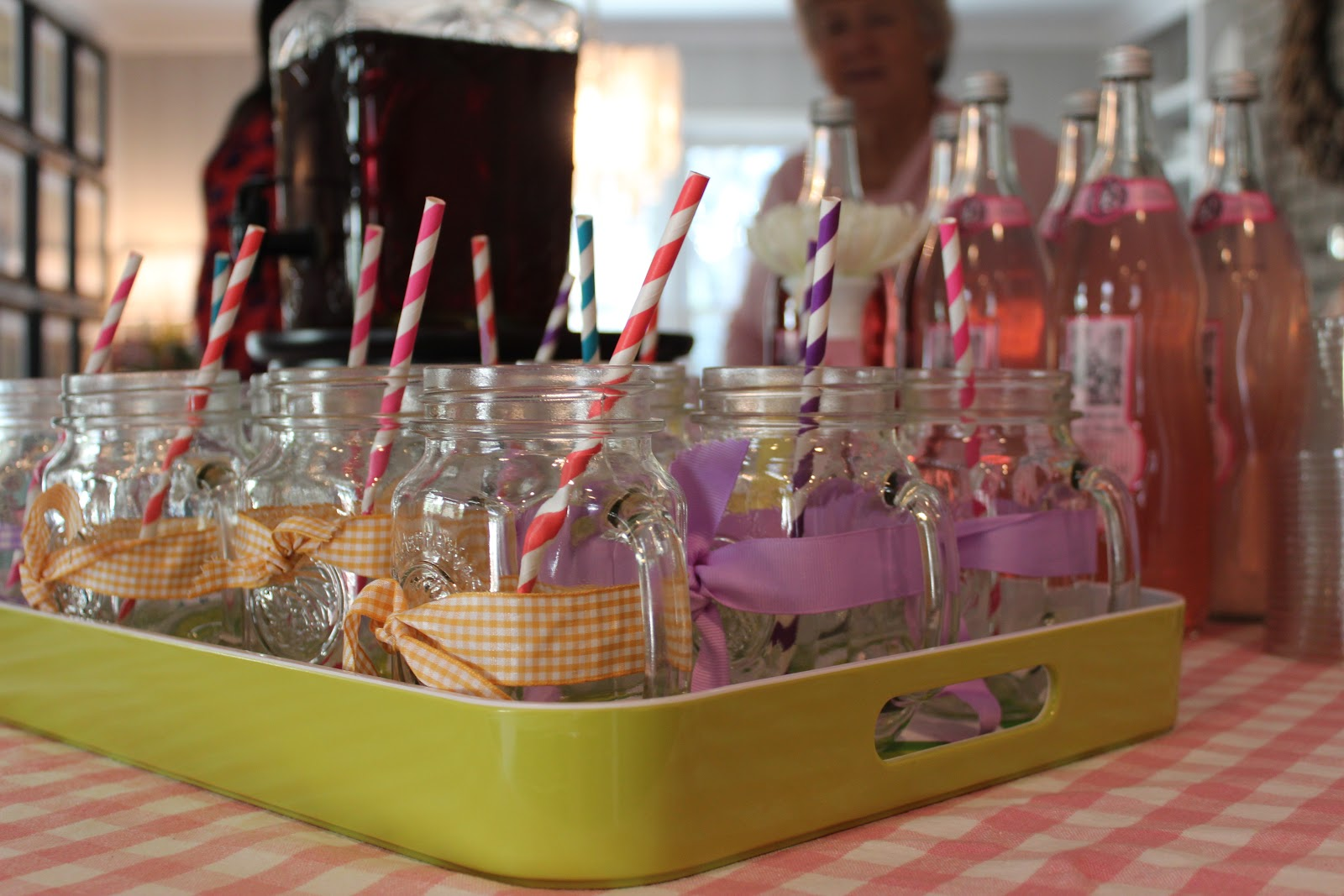 Baby Lily's Southern Baby Shower