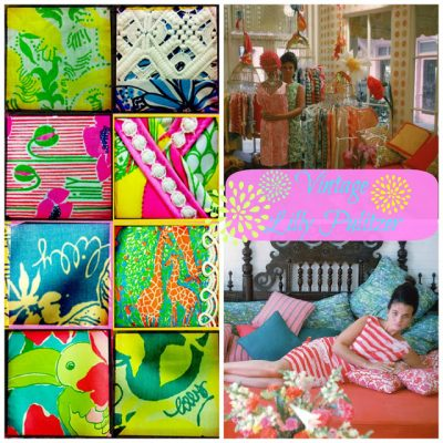{Summer State of Mind} Vintage Lilly Pulitzer