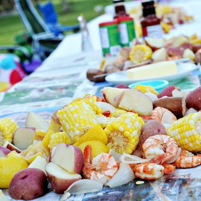 Lowcountry Inspired: Shrimp Boil Recipe