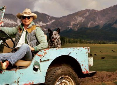 {Ralph Lauren Style Soiree} An American Icon's Double RL Ranch