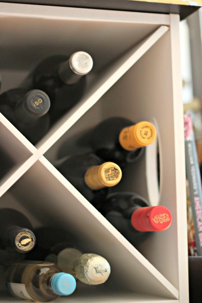 wine barmoire