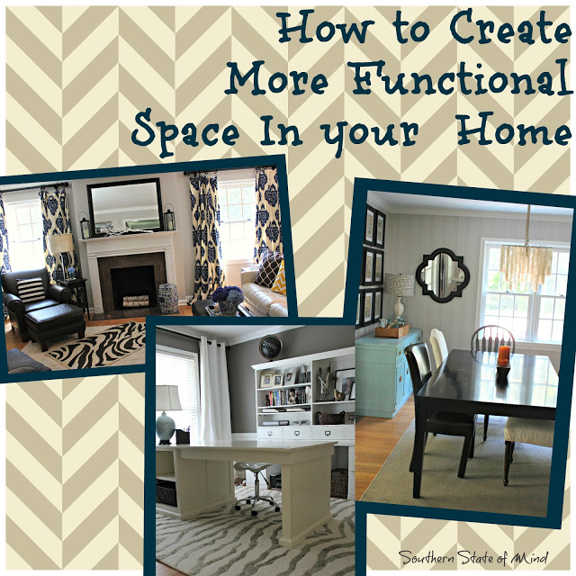 Tips for Creating Space in Your Home
