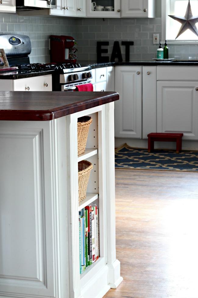 kitchen art and cookbooks
