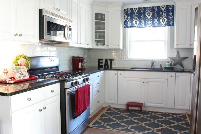 kitchen no clutter