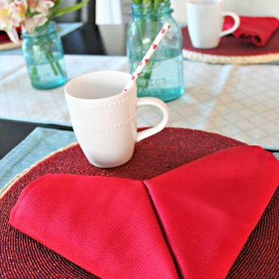 All You Need Is Love Valentine Tablescape