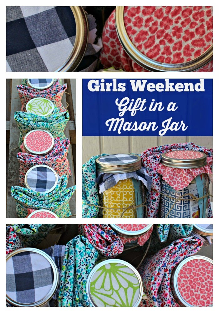 Girls Weekend Gift Idea