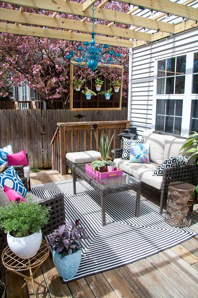 budget outdoor patio ideas