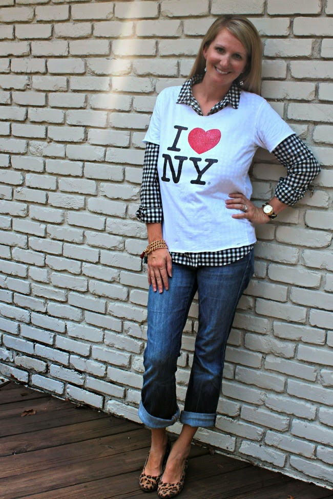 {Style Files} In a New York State of Mind