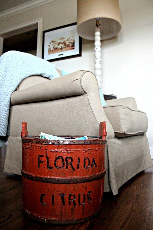 "The Florida Cracker: An ""Old Florida"" Beach Bungalow Tour"