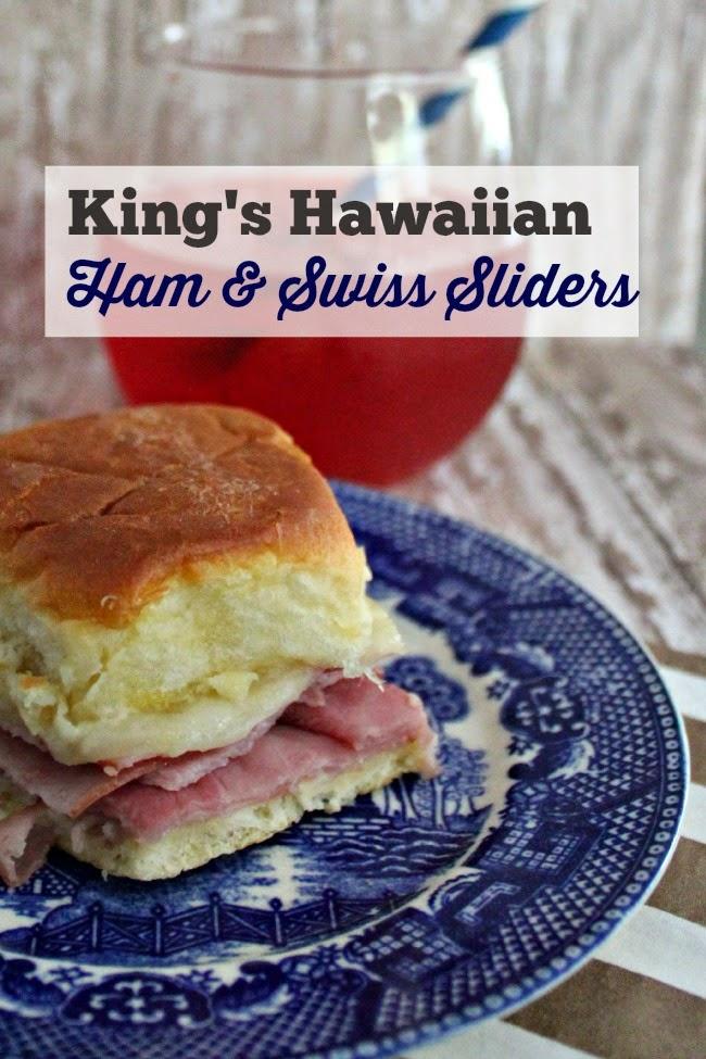 King's Hawaiian Slider Recipe