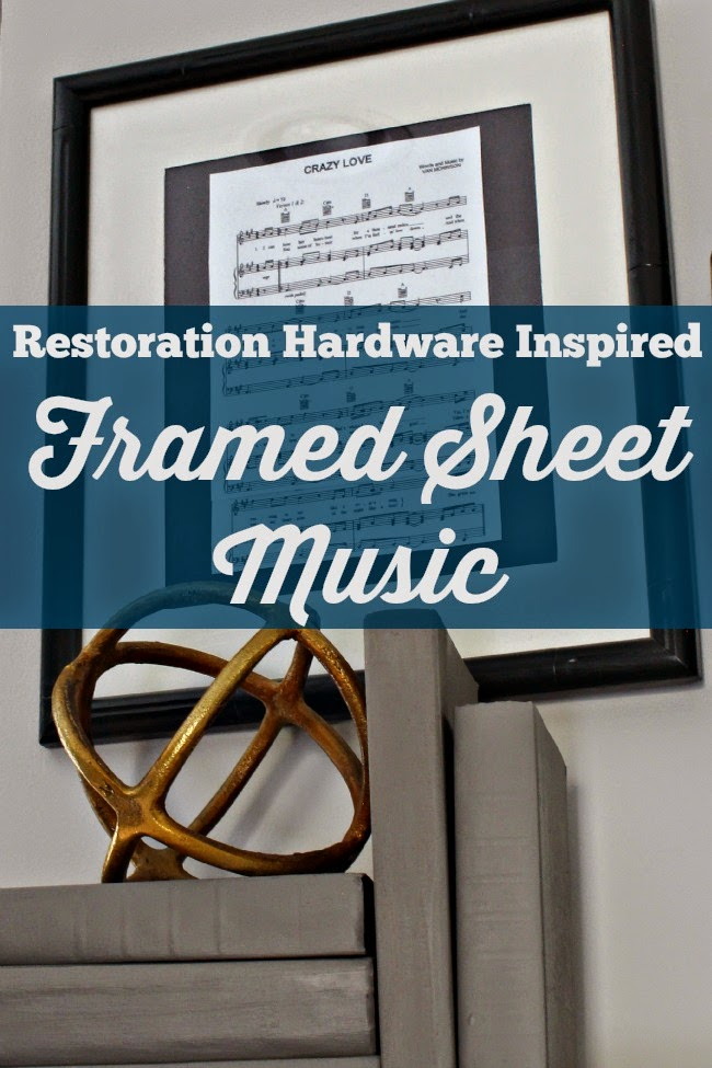Restoration Hardware Copycat Project