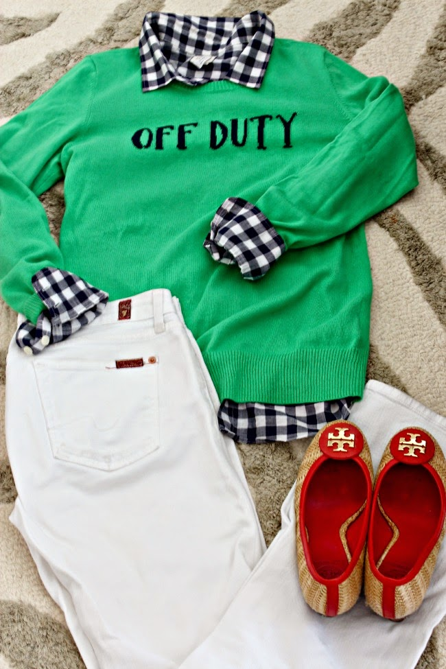 Lilly Pulitzer Off Duty Sweater