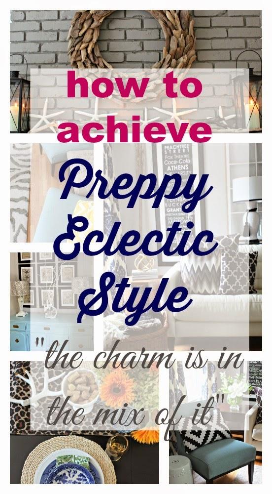 Define Preppy Interior Design