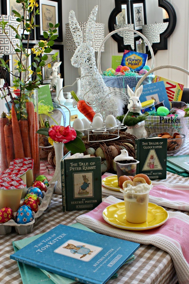 2 Simple Ideas for Easy Easter Entertaining