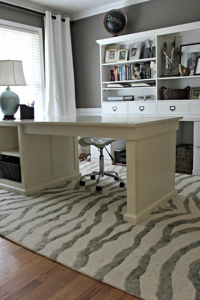 Our home southern state of mind for Dining room vs office