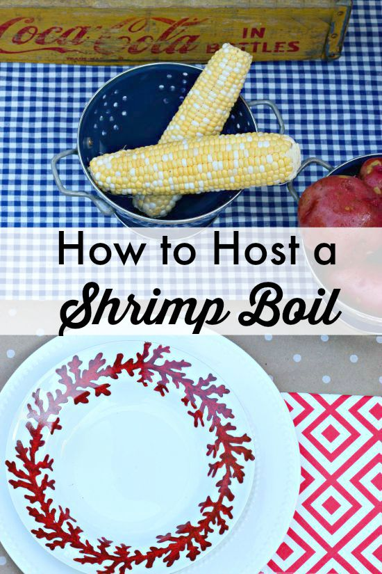 How to Host a Low-Country Shrimp Boil