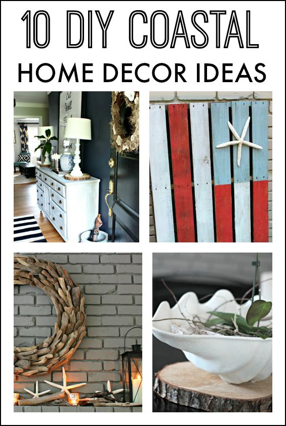 10 Diy Coastal Home Decor Ideas Southern State Of Mind