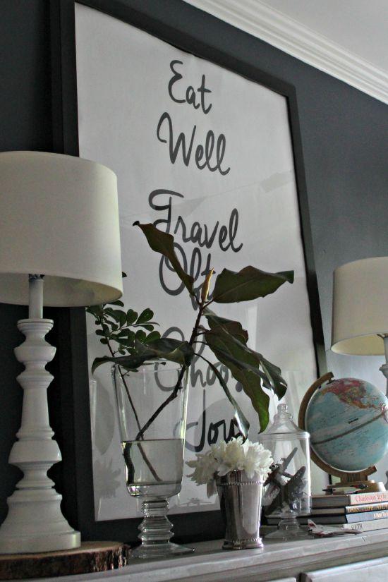 Travel Themed Baby Shower Decorations