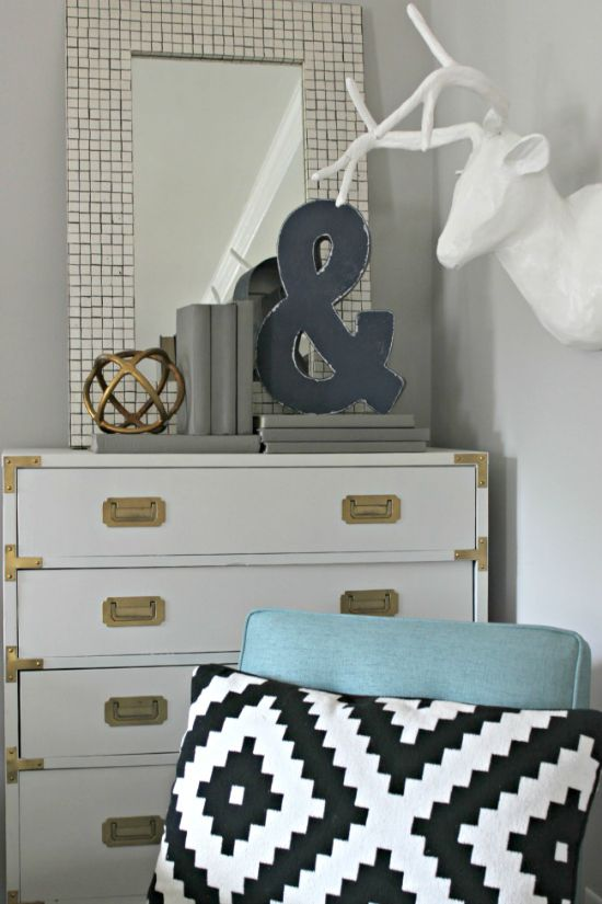 My Southern Decor Home Style- Preppy Eclectic