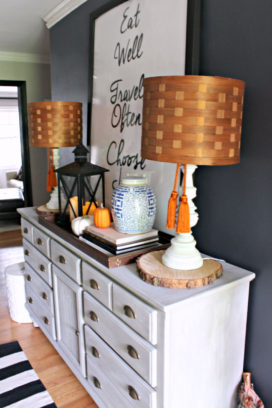Southern State of Mind Fall Decor