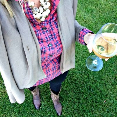 {what I wore} Fall in Jackson Hole, Wyoming