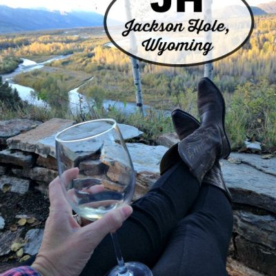 {on the road again} Fall in Jackson Hole | Wyoming
