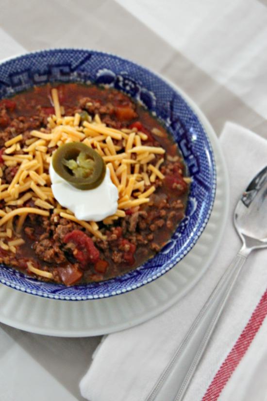 Chili Recipe Southern