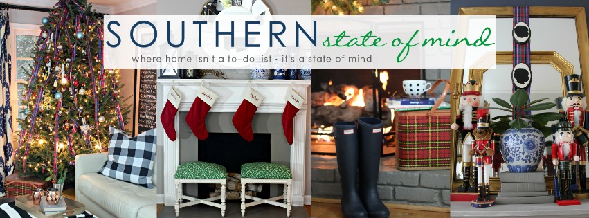 Southern State of Mind Christmas Full Home Tour