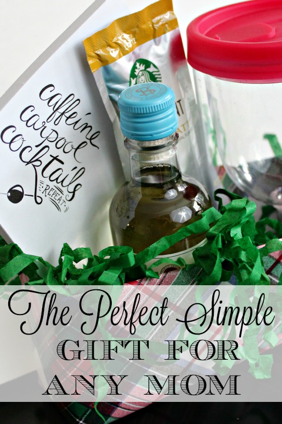 Simple Mom Christmas Gift Idea