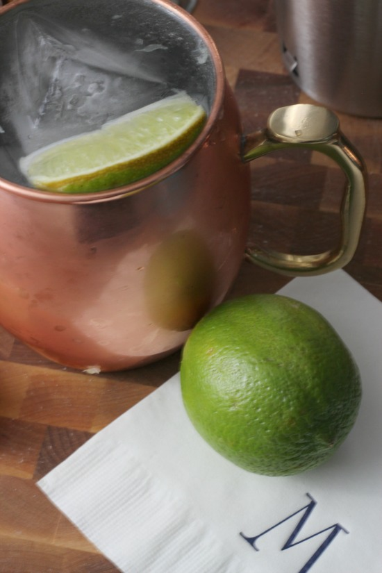 Moscow Mule Recipe Easy
