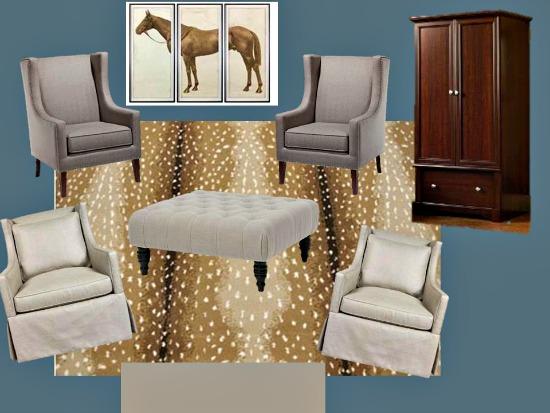 Sitting Room Option 1