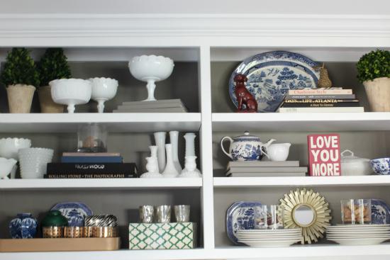 Southern Shelf Styling