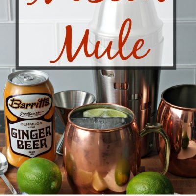 CHEERS    Moscow Mule