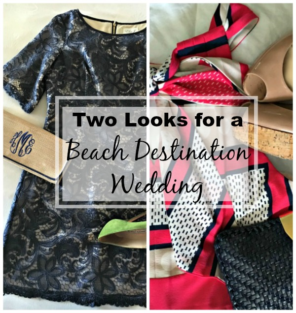 Beach Wedding Outfit Idea