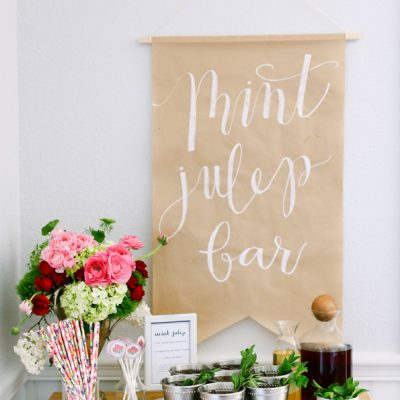 Have a Derby Party {Kentucky Derby Party Inspiration}