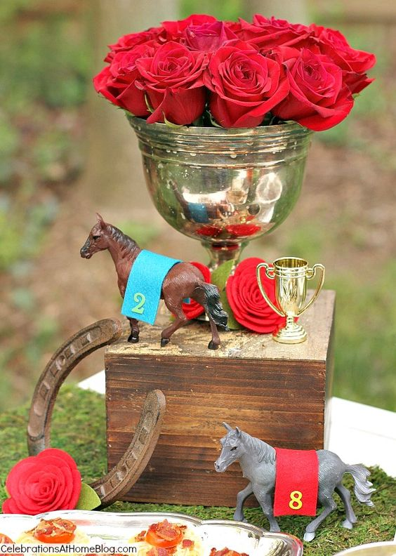 Kentucky Derby Party Inspiration