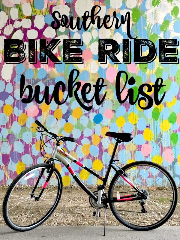 bike ride bucket list