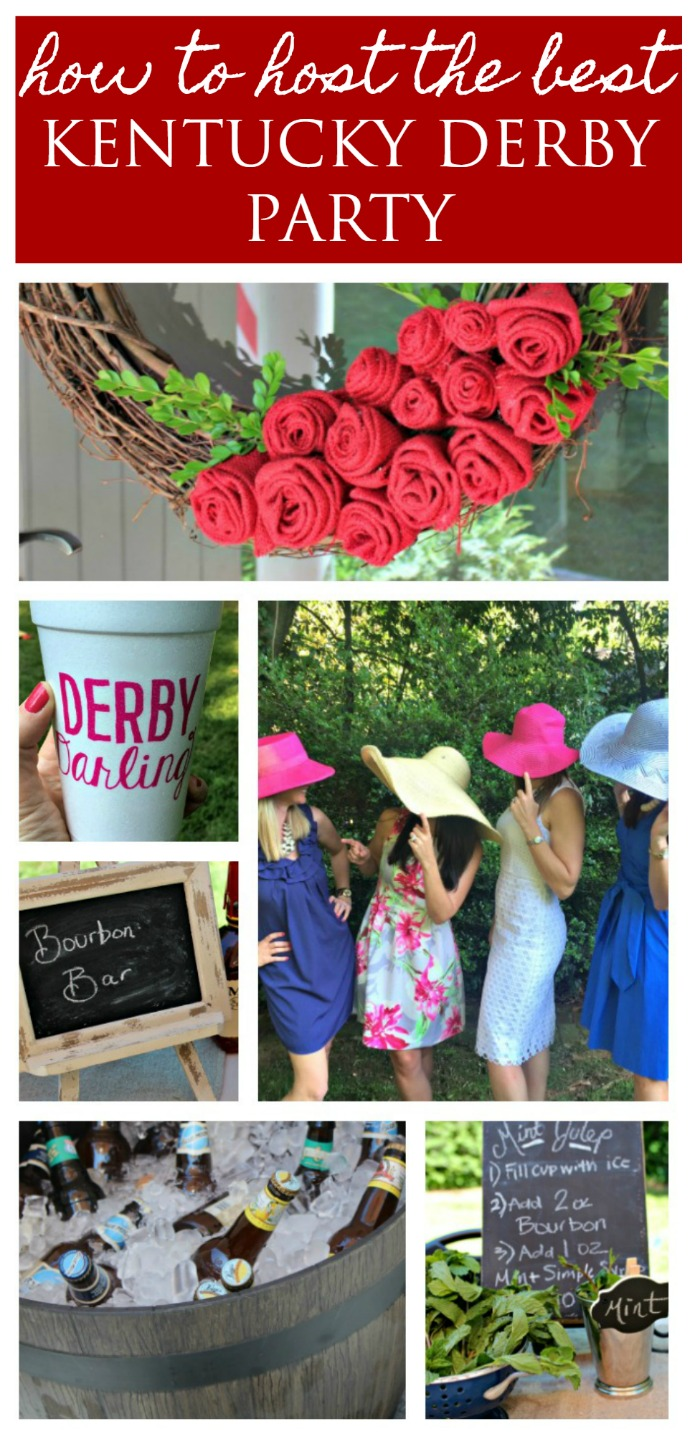Kentucky Derby Decorations Lots Of Party Ideas For Kentucky Derby