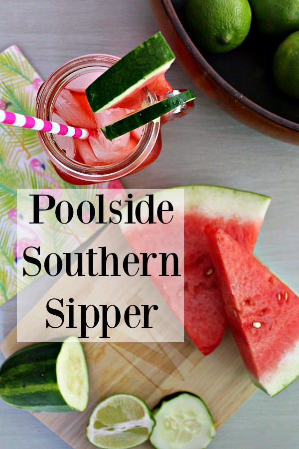 poolside southern sipper