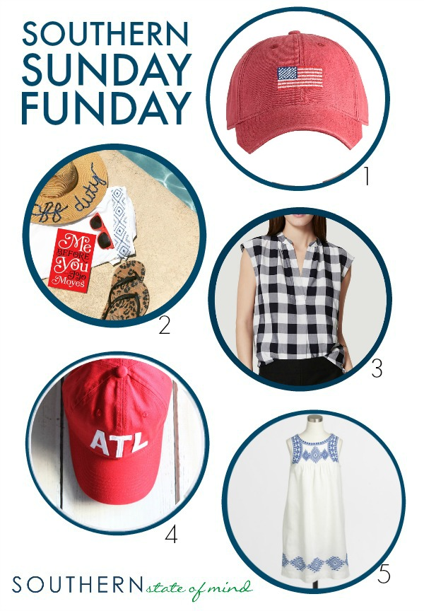 sunday funday template