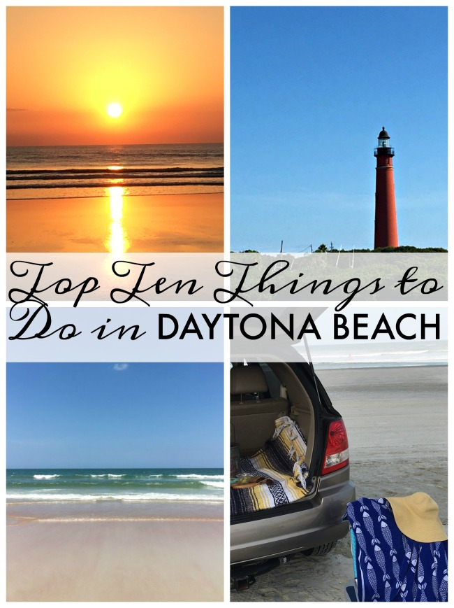 Top Ten Daytona Beach