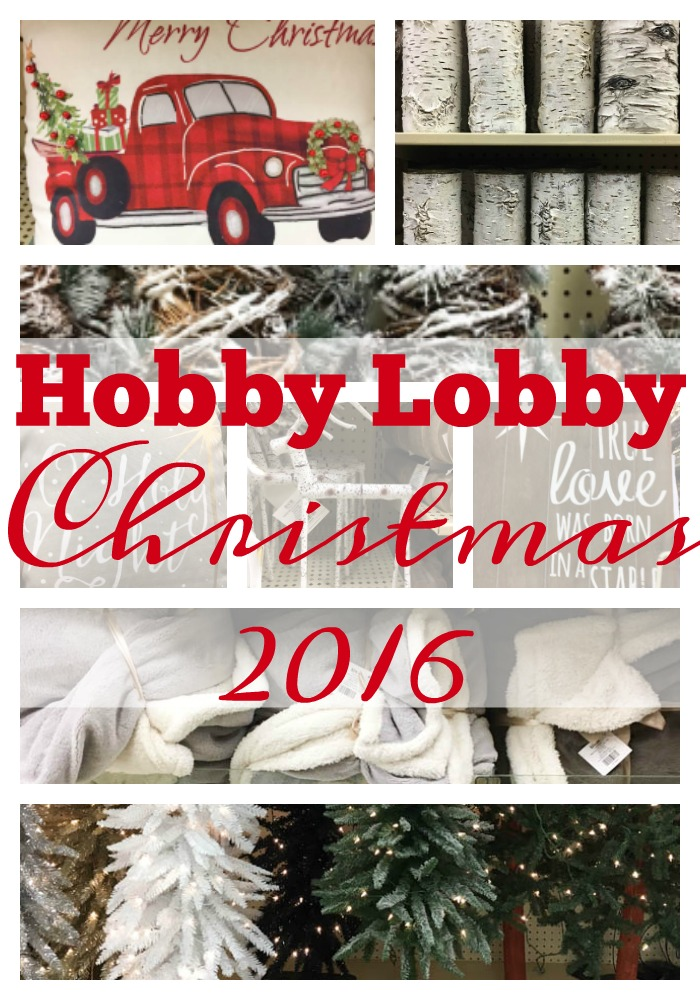 hobby lobby christmas - Hobby Lobby After Christmas Sale