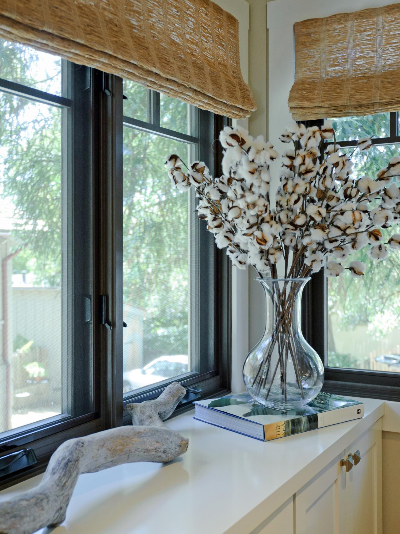 Artificial green decoration bedroom ways