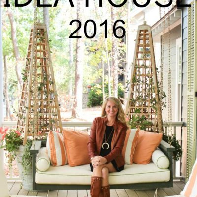 My Trip to Birmingham and the 2016 Southern Living Idea House
