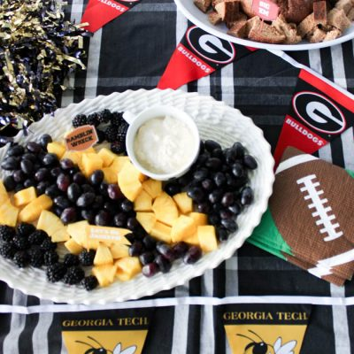 House Divided Football Saturday {Printable and Giveaway}
