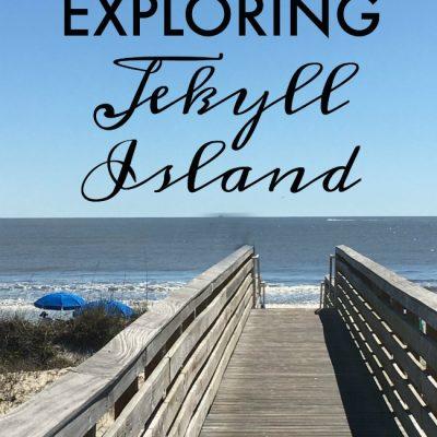 Exploring Jekyll Island