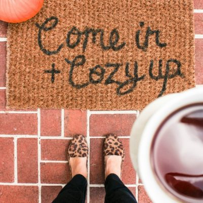 A Dozen Easy DIY Projects for Fall {DIY HOUSEWIVES VOL 16}