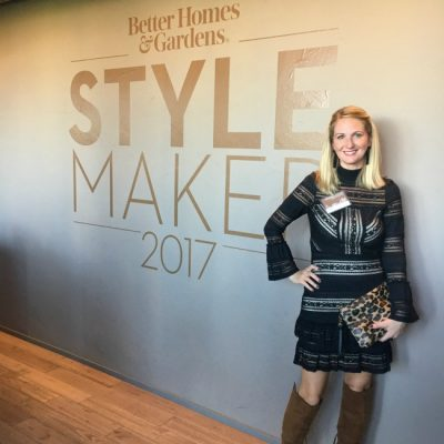 Better Homes & Garden StyleMaker Event 2017