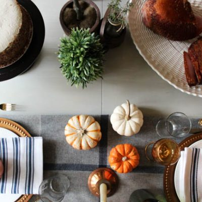 {Friendsgiving 2017} Food and Fun with Friends